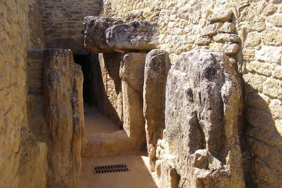 Dolmen de Viera de Antequera