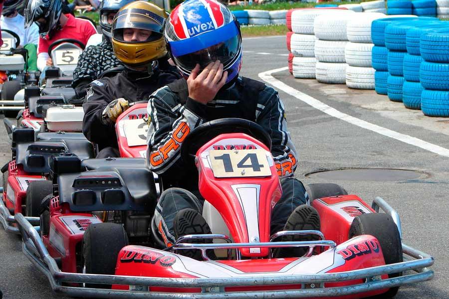 Circuito de Karts de Campillos